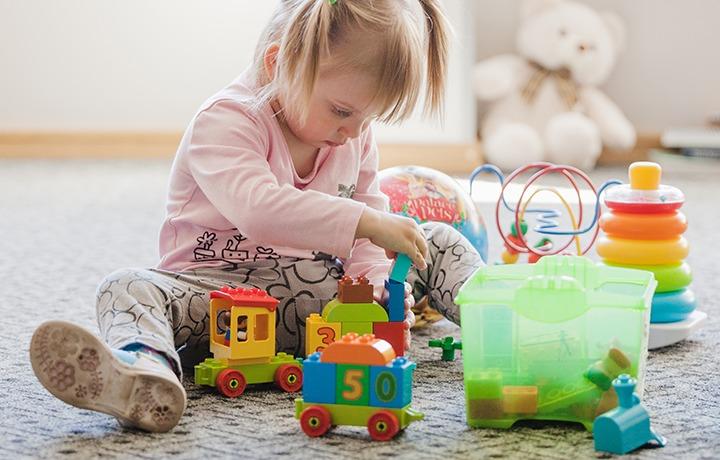 Juegos para estimular la atención de los más pequeños