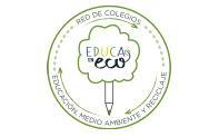 Distintivo Ecoembes - Red de Colegio Educa en ECO