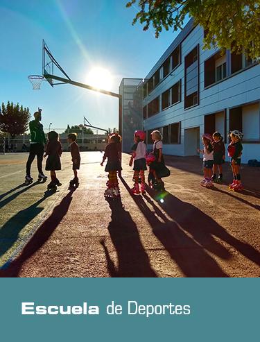 Proyecto educativo - Escuela de deportes