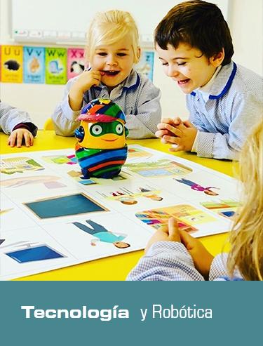 Proyecto educativo - Tecnología y robótica