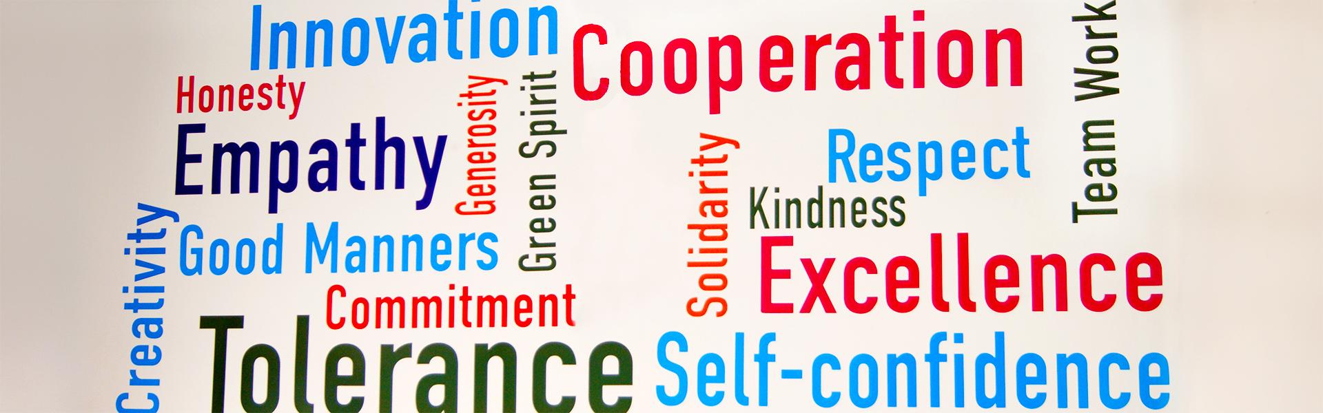 Colegio Alarcón - Formando personas en valores