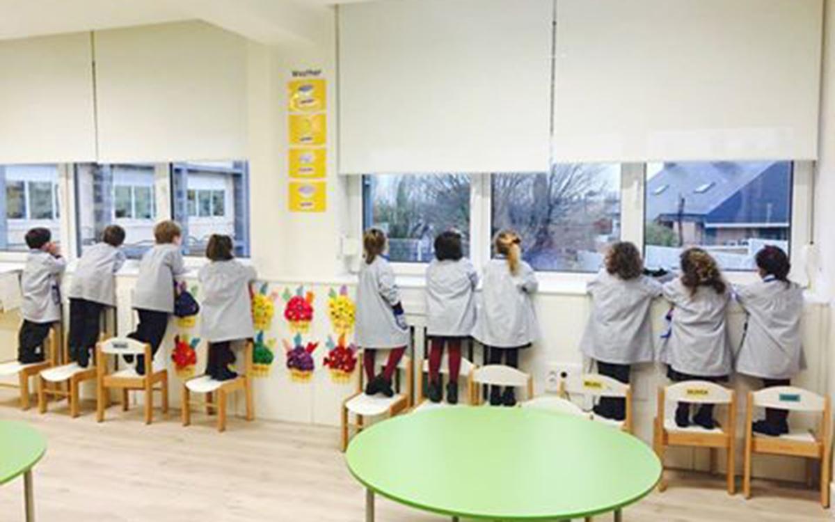 Educación Infantil - Aulas