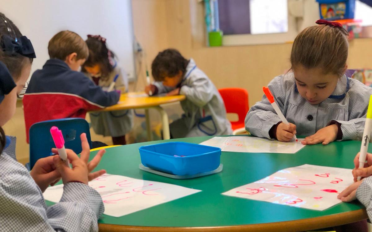 Educación Infantil - Estimulación temprana