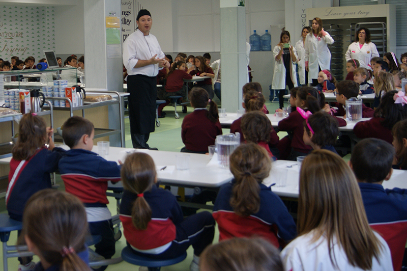 Educación primaria - Alimentación saludable