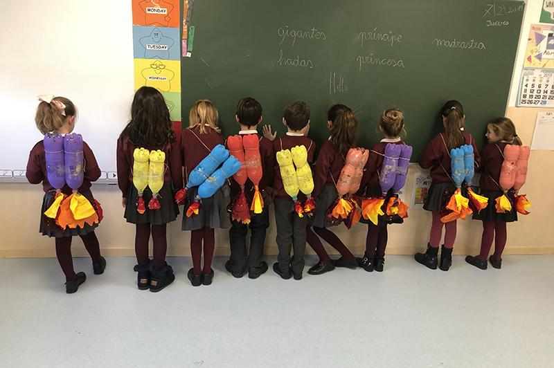 Educación primaria - Horario
