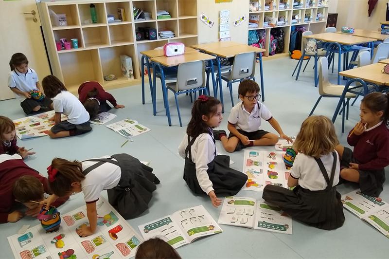 Educación primaria - Metodología