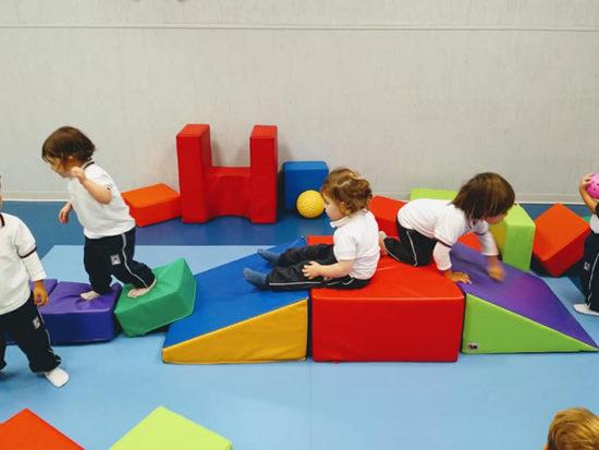 Escuela infantil - Piscomotricidad