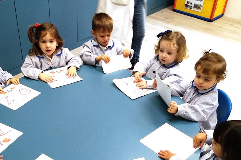 Escuela infantil - Metolodología