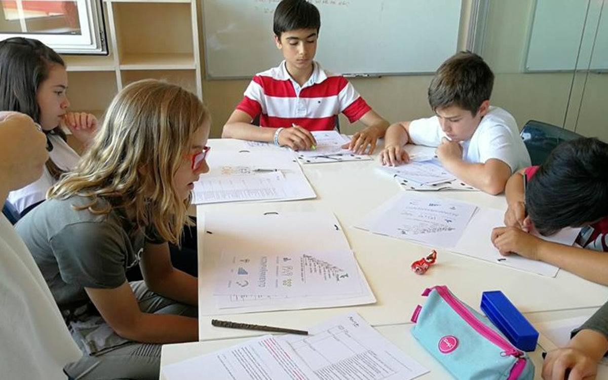 Colegio Alarcón - Orentación educativa: Brain training