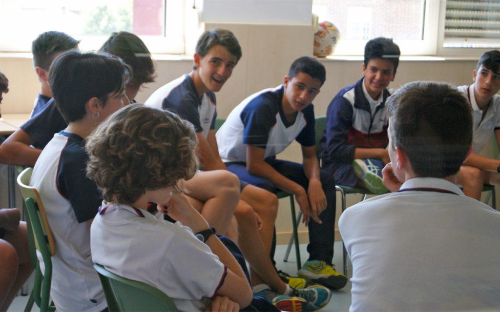 Colegio Alarcón - Orentación educativa: Mentoring