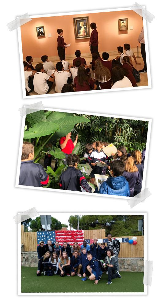 Colegio Alarcón - Actividades complementarias