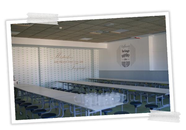 Colegio Alarcón - Comedor Scolarest