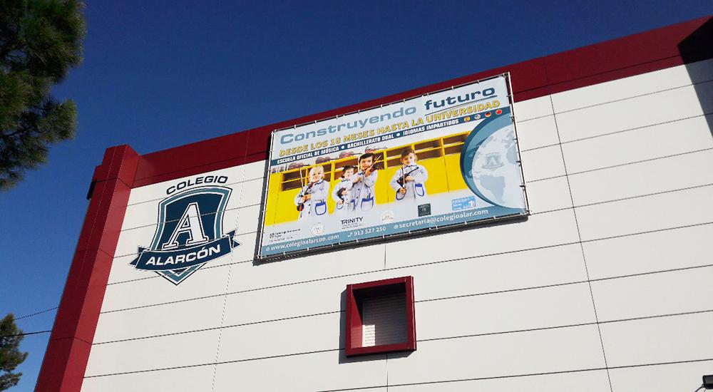 Presentación nueva web - Colegio Alarcón