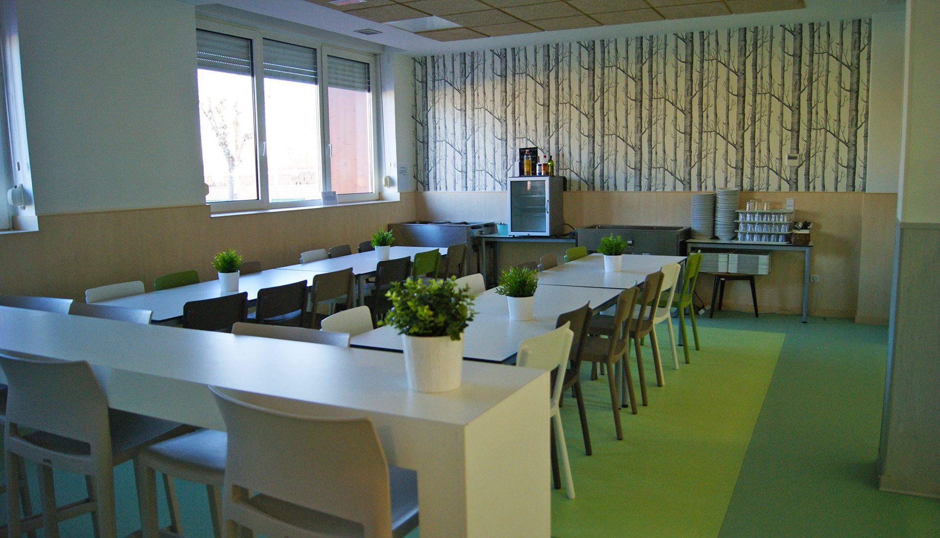 Instalaciones - Comedor/After Lunch de Profesores y personal del centro