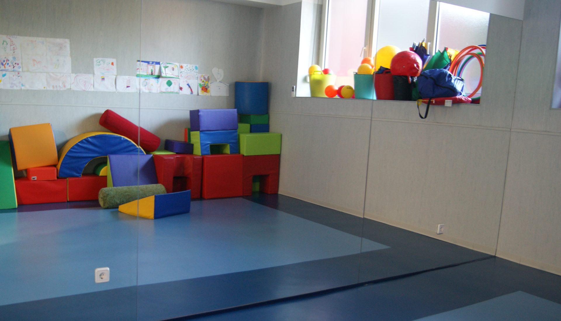 Instalaciones - Aula psicomotricidad