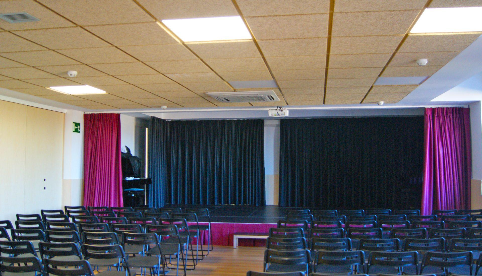 Instalaciones - Sala polivalente