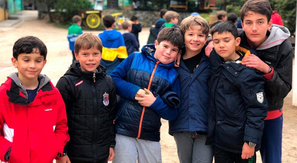 Actividades Complementarias - Naturaleza y tiempo libre - Colegio Alarcón