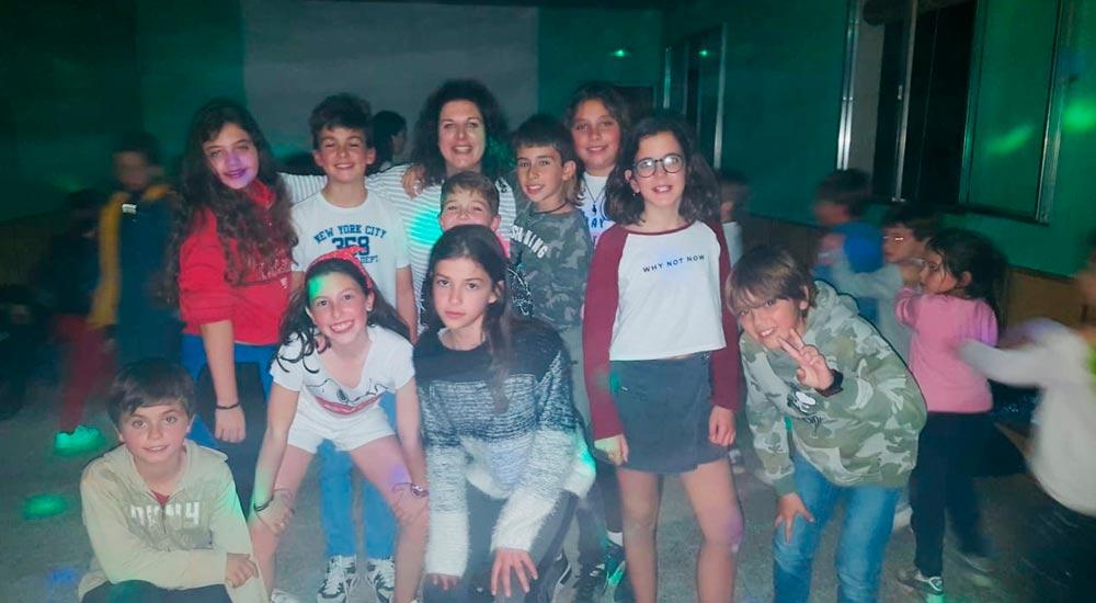 Actividades Complementarias - Granja Escuela - Colegio Alarcón