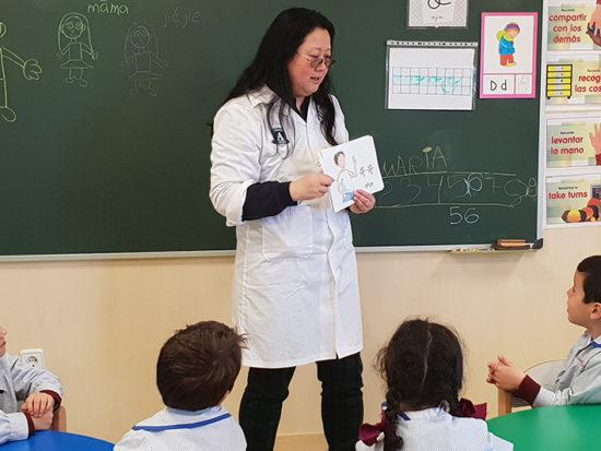 Escuela infantil - Idiomas (Chino)