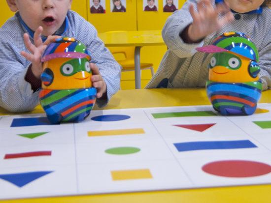 Escuela infantil - Robótica