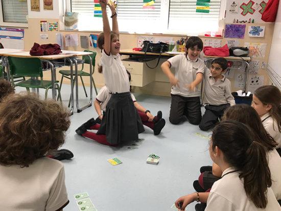 Educación primaria: Gamificación - Colegio Alarcón