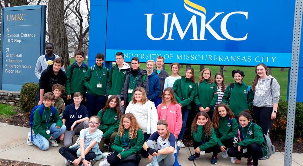 Enseñanza de idiomas: Intercambio en Kansas City - Colegio Alarcón