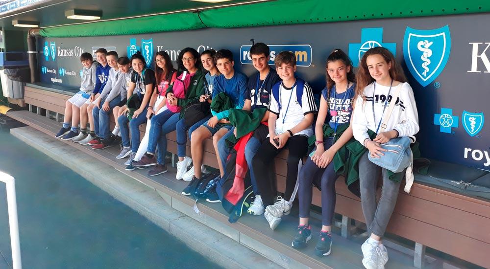 Programa de intercambio de idiomas en EEUU - Colegio Alarcón