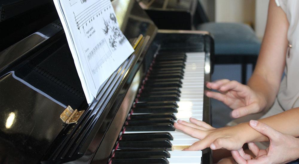 Inicio de curso Escuela de Música Alarcón