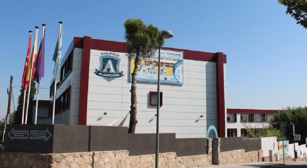 Nuevo curso 2019 Colegio Alarcón