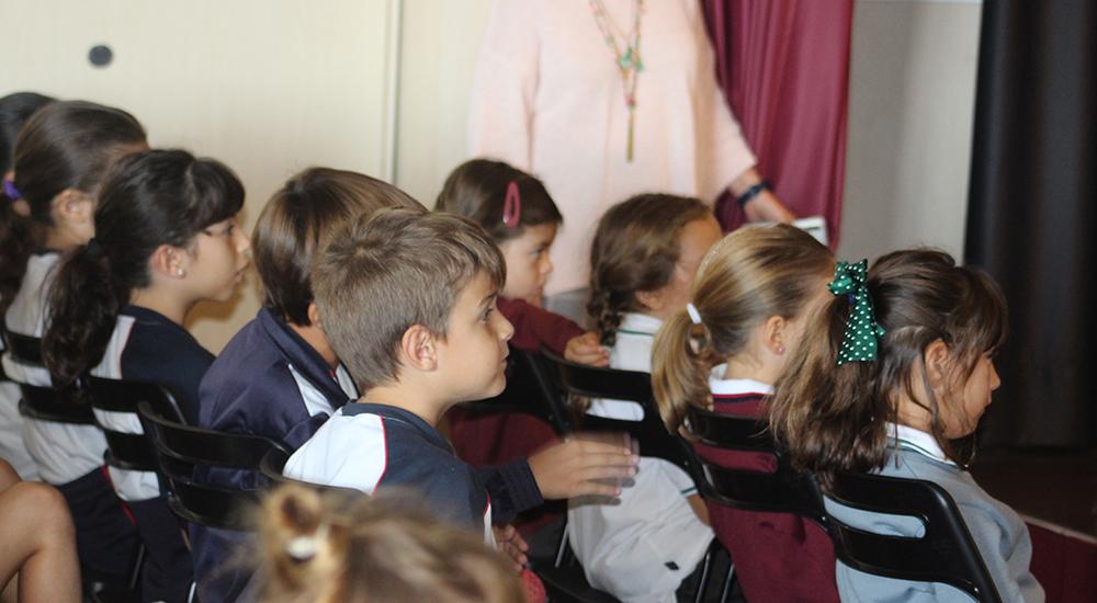 Proyecto Enlazados, hermanamiento con el Colegio María Ràfols