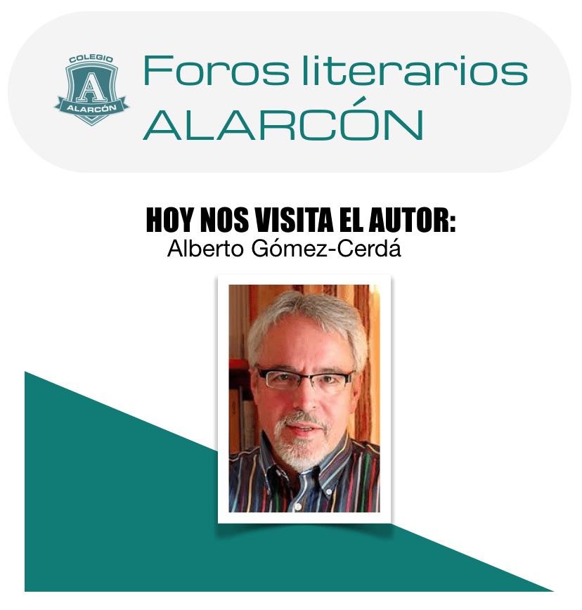 Foros literarios Alarcón. Autor: Alberto Gómez-Cerdá