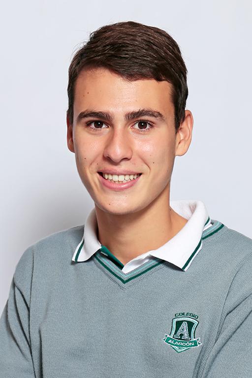 Raúl Marín Alumno de Secundaria Segunda Mejor Nota en los Premios CAM