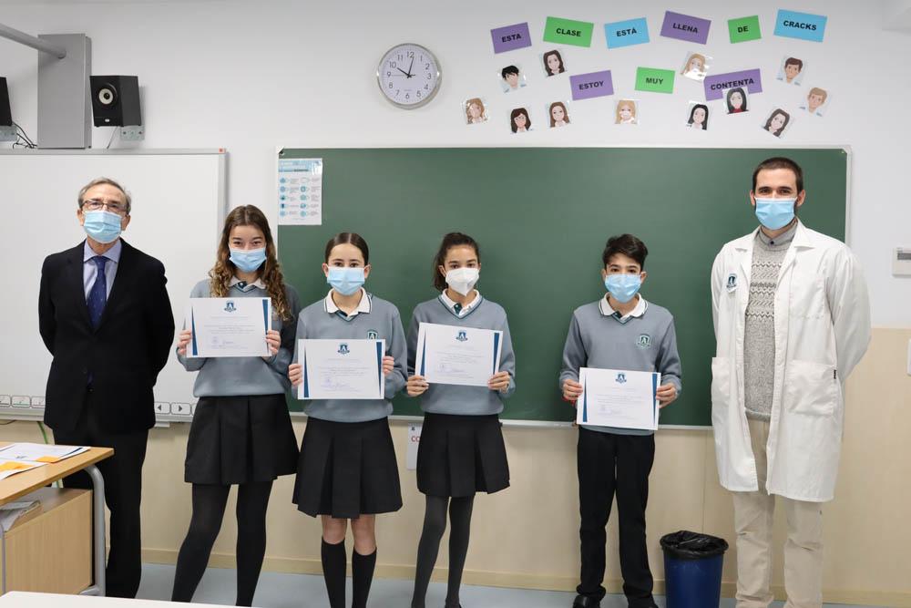 Reconocimiento 1ª evaluación alumnos