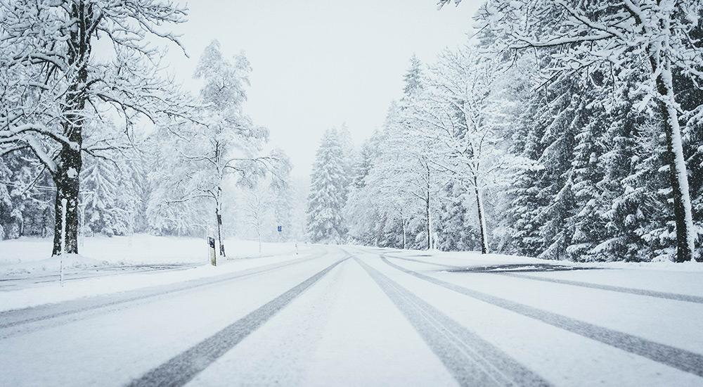 temporal de nieve